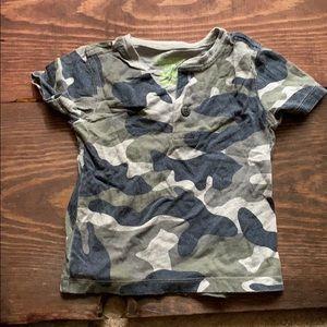 Oshkosh 24 month boys shirt